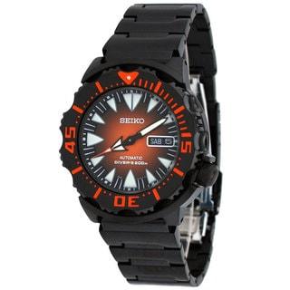 Seiko Men's SRP311K1 Divers Automatic Black Watch