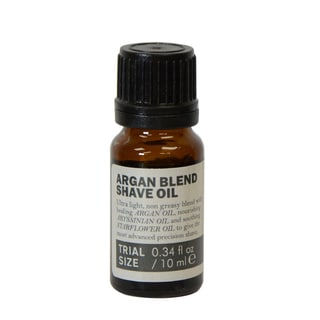 Lock Stock & Barrel Argan Blend 0.34-ounce Shave Oil