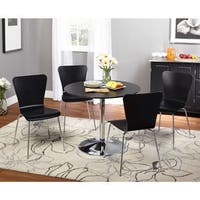 Simple Living Pisa Modern 5pc Dining Set