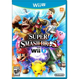 Wii U - Super Smash Brothers