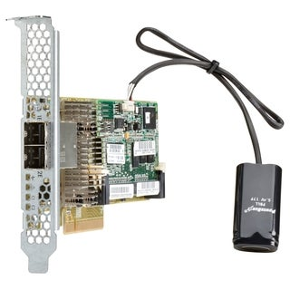 HP Smart Array P431/4GB FBWC 6Gb 2-ports Ext SAS Controller