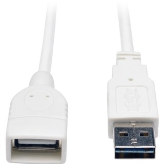 Tripp Lite 3ft USB 2.0 High Speed Extension Cable Reversible A to A M
