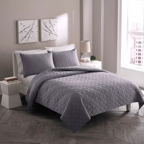 The Gray Barn Rankin Moroccan Medallion 3-piece Comforter Set