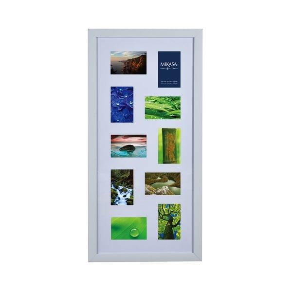 mikasa 10 opening white shadow box collage - White Shadow Box Frame
