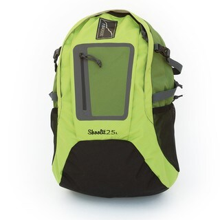 Backside Green BackStuff 28L Backpack