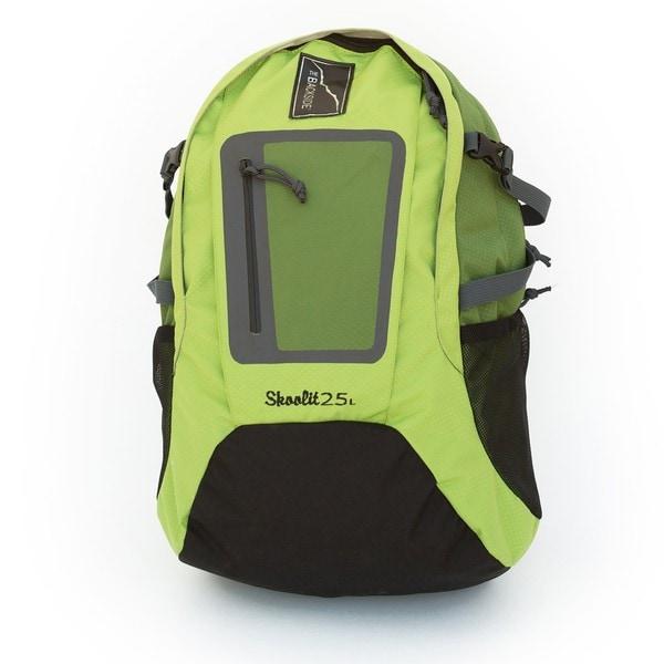 Backside Green BackStuff 28L Backpack