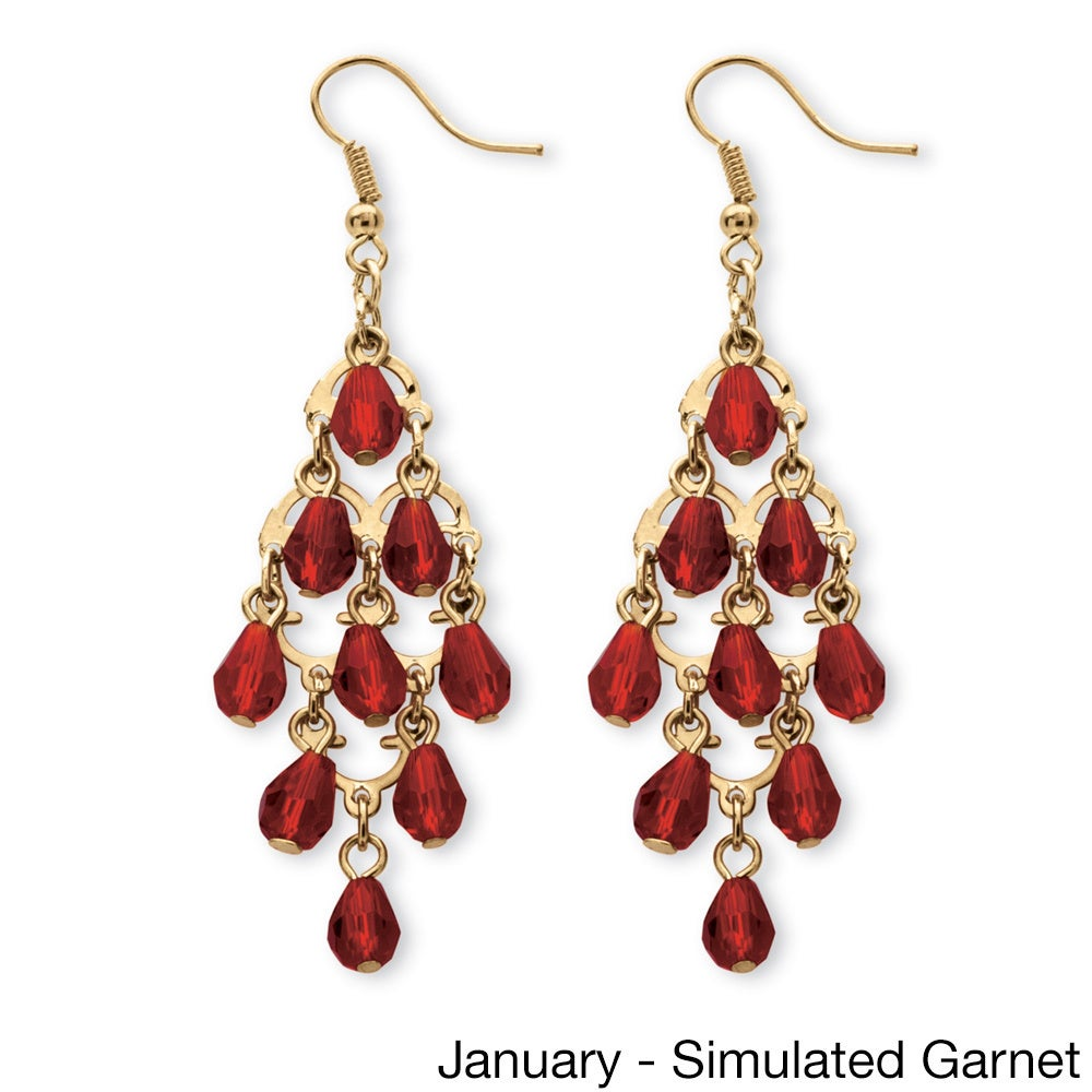 Chandelier earrings find great jewelry deals shopping at overstock aloadofball Images