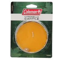 Coleman Citronella Candle