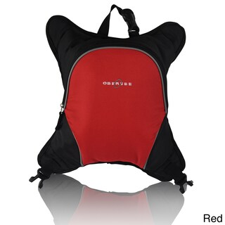 Obersee Baby Bottle Cooler Attachment (Option: Red)
