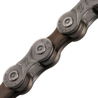 KMC Z72S 116-link 3/32-inch 7/ 8 Speed Bicycle Chain