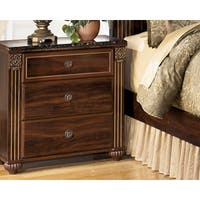 Signature Designs by Ashley Gabriela 3-drawer Nightstand