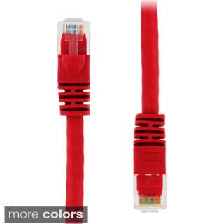 GearIT RJ45 CAT5E 2-foot Molded Ethernet Network Patch Cable (Pack of 20)
