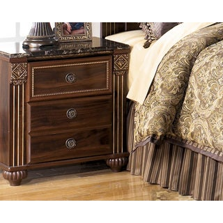 Signature Designs by Ashley Gabriela 2-drawer Nightstand