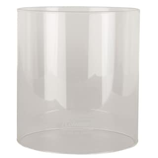 Coleman Clear Glass Straight Lantern Globe