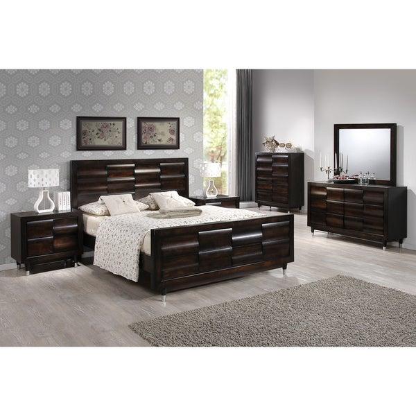 Hamptonantique Mahogany Queen Bed