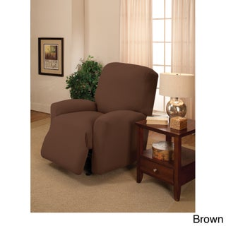 Sanctuary Large Stretch Jersey Recliner Slipcover