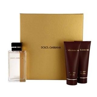Dolce & Gabbana Pour Femme Women's 3-piece Gift Set