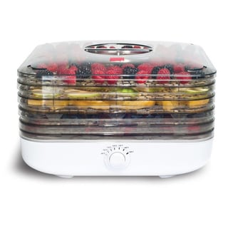 Ronco EZ Store Turbo 5-tray Food Dehydrator