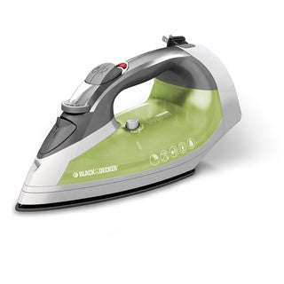 Black & Decker Cord Reel Steam Surge Iron