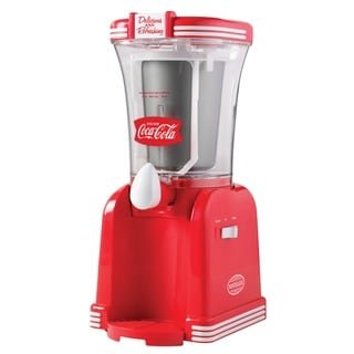 Nostalgia RSM650COKE Coca-Cola 32 oz. Slush Drink Maker