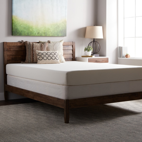 Carson Carrington Venetian Queen Bed with Brown/Grey Finish