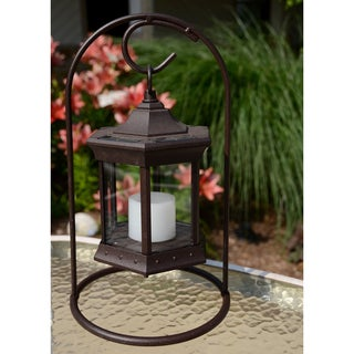 Link to Solar Lantern Arch Stand Similar Items in Outdoor Decor