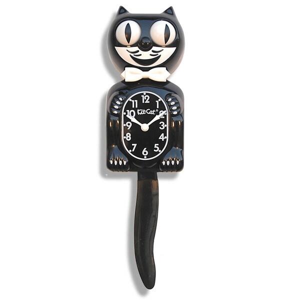 Classic Kit-Cat Wall Clock