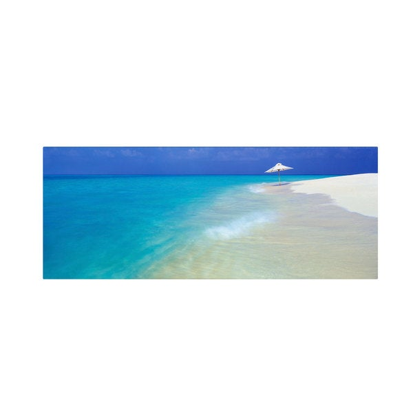 David Evans Island Solitude Canvas Art Free Shipping