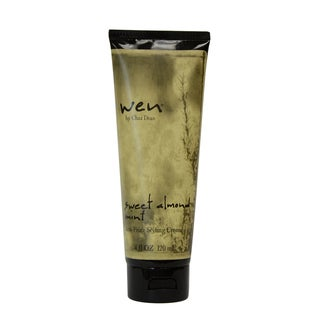 Wen Sweet Almond Mint Anti-frizz 4-ounce Styling Creme