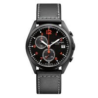 Hamilton Men's  Pilot Pioneer Black Chronograph Watch