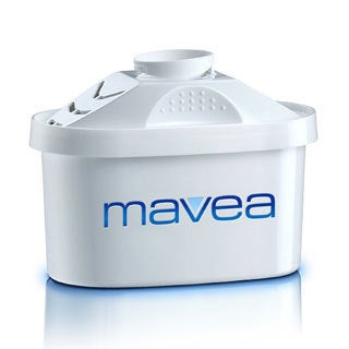 Mavea 1001495 Maxtra Replacement Filter for Mavea Water Filtration Pitcher