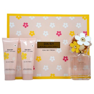 Marc Jacobs Daisy Eau So Fresh Women's 3-Piece Gift Set