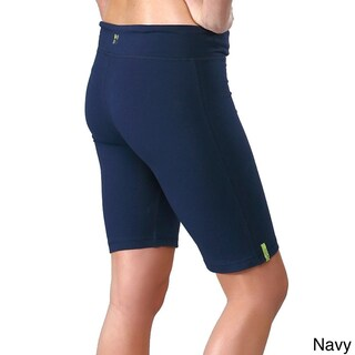 Yoga City Women's 'DC' Cycle Shorts (5 options available)