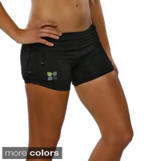 Yoga City Women's 'Miami' Active Shorts|https://ak1.ostkcdn.com/images/products/9165639/P16343285.jpg?impolicy=medium