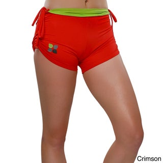 Yoga City Women's 'Miami' Active Shorts (More options available)