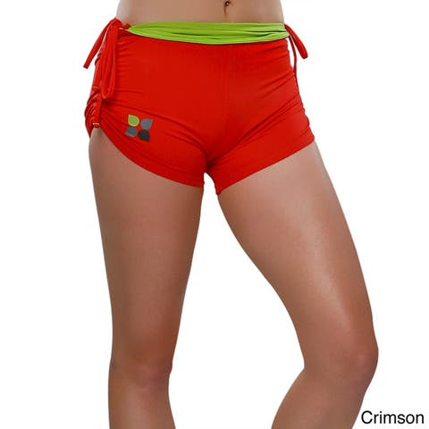 Yoga City Women's 'Miami' Active Shorts