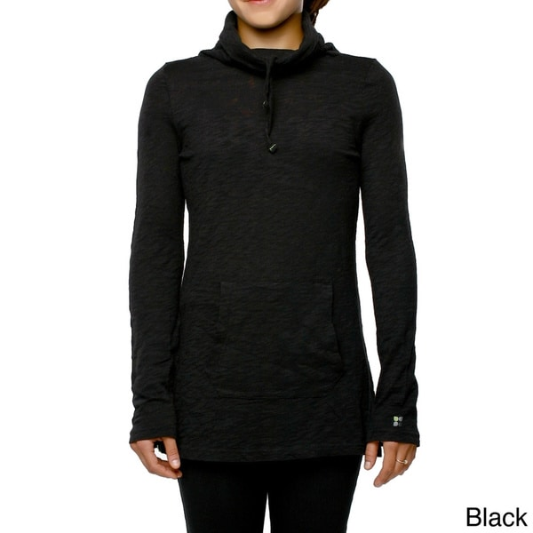 Yoga City Women's 'Seattle' Popover Jacket