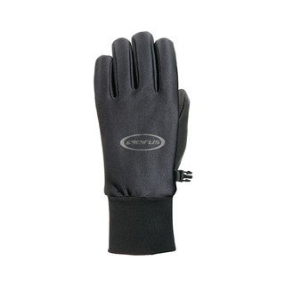 Seirus Men's Black All Weather Gloves