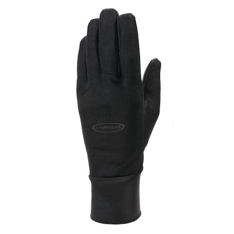 Seirus Men's Hyperlite Black All Weather Gloves