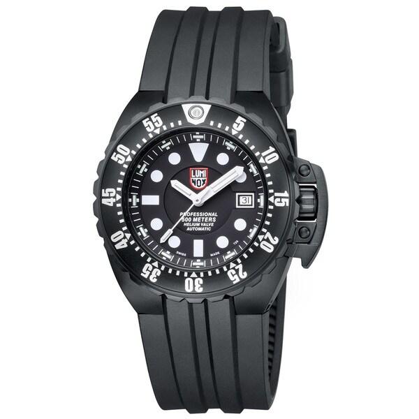 Luminox Men's A..SI Sea Deep Dive Automatic 1500 Series Watch