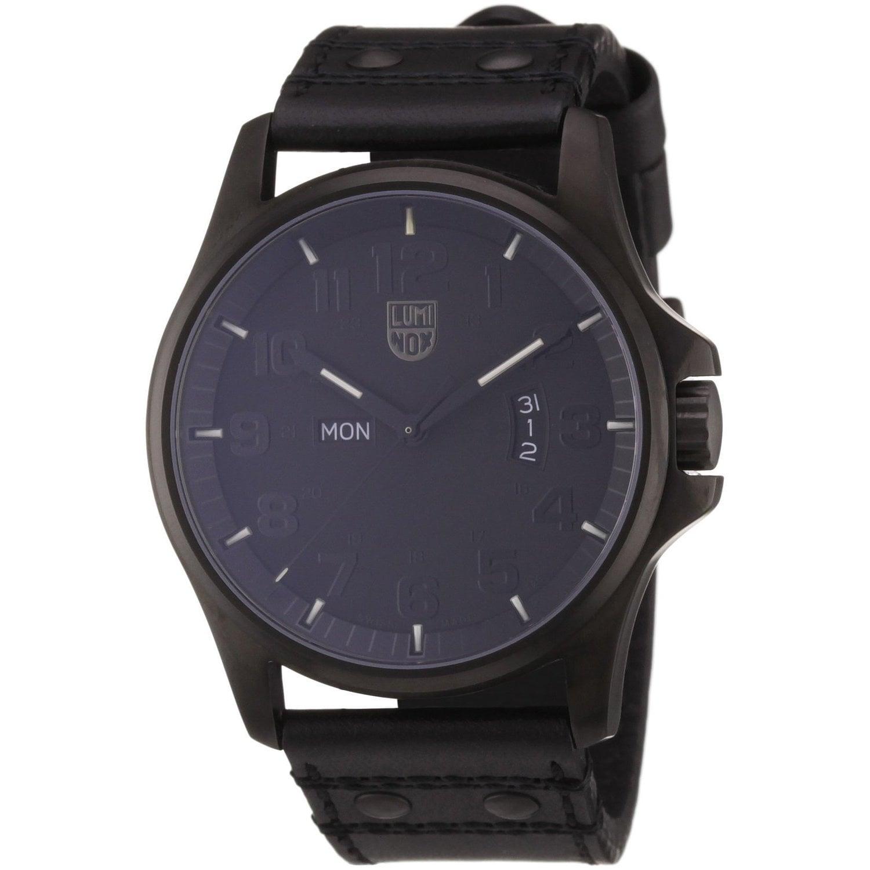 Luminox Men's 1870-Series Quartz Black Watch (Luminox 187...