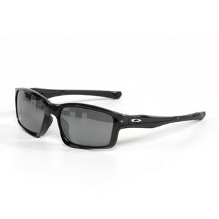 Oakley Unisex Chain Link Sunglasses in Black Ink with Black Iridium Polarized Lenses