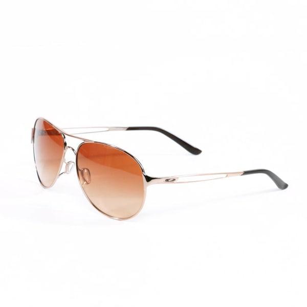 439cb64d66 Oakley Womens Rose Gold Sunglasses