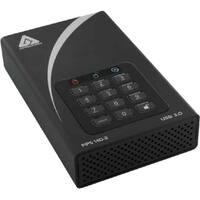 Apricorn Aegis Padlock DT FIPS ADT-3PL256F-2000 2 TB Hard Drive - Ext