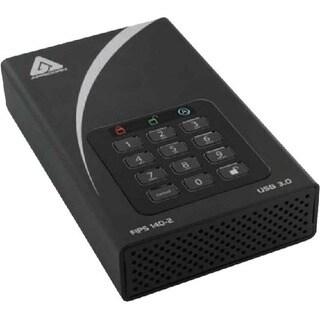 Apricorn Aegis Padlock DT FIPS ADT-3PL256F-2000 2 TB External Hard Dr