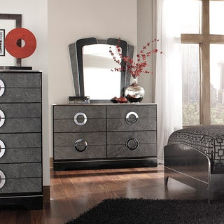 Signature Design by Ashley Bonnadeen Black Dresser