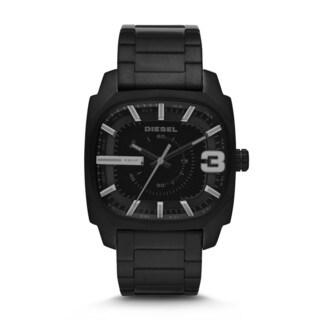 Diesel Men's DZ1650 Shifter Black Square Dial Bracelet Watch