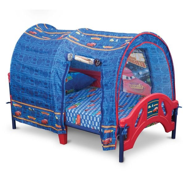 Delta Cars Toddler Tent Bed. Opens flyout.