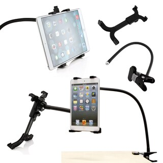 Gearonic Universal Rotating Desktop Stand Lazy Bed Tablet Holder Mount