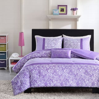 Mi Zone Sadie 4-piece Comforter Set